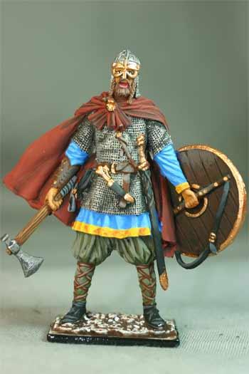 Викинги и варвары.Полуколекционный покрас