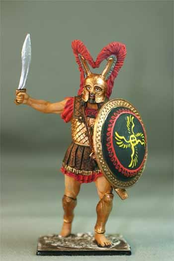 Древние греки.Полуколлекционный покрас