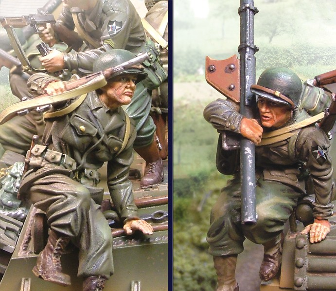 WW II - American Normandy