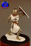 Рыцарь-собрат на службе Тевтонского ордена 1242 г