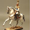 Николай I на коне