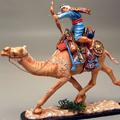 Пальмирский Араб на верблюде с луком