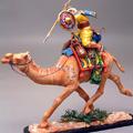 Пальмирский Араб на верблюде с копьем