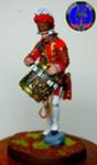 Барабанщик лейб компании 1742 г