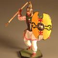 Германский вождь племени Маркоманов/Квадров 1-2 век н.э.