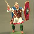Германский вождь племени Маркоманов/Квадров (без шлема) 1-2 век н.э.