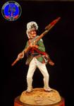 Русский гренадер 1786 г