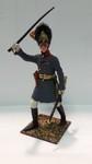 Австрийский офицер гренадер