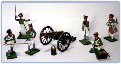 Артиллерийский набор