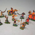 Рыцари средневековья (13 фигур)