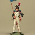 Гренадер с флагом