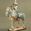 Литаврщик на коне ( в парадной униформе)