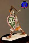 Воин городского ополчения 1242 г