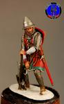 Русский арбалетчик 1242 г