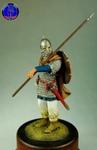 Русский воин 10-12 веков
