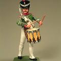 Барабанщик пехотных полков