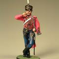 Офицер Лейб - гвард. Гусарского полка