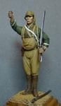 Японский десантник подразделения Каору 1944 г