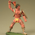 Индеец племени Апачи