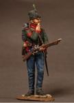 Британский сержант 60-го ( Королевского ) полка 1813-14 гг
