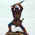 Викинг с двуручным топором, 10 в.н.э.