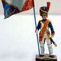 Знаменосец гвардейских пеших гренадеров