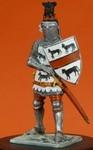 Европейский рыцарь 12 в