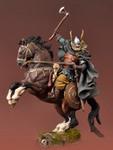Викинг на коне