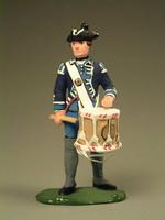 Барабанщик. 12 полк