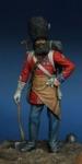Британский пионер полка Гренадеров Гвардии 1856-57 гг