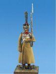 Мушкетер пехотных полков, Россия 1812-15 гг.