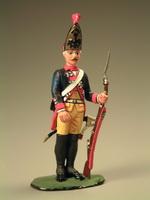 Гренадер с ружьём. 12 пехотный полк