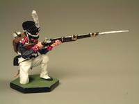 Гренадер стреляющий с колена