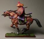 Татарский воин Челубей