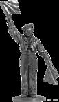 Краснофлотец-сигнальщик, ВМФ 1941-45 гг. СССР