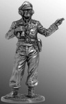 Офицер танковых частей Вермахта (Германия), 1941-45 гг.