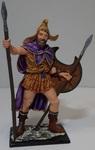 Фракийский пельтаст, 5 век до н.э.