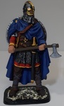 Англосаксонский воин 10 век