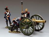 Армия Наполеона французская линейная артиллерия
