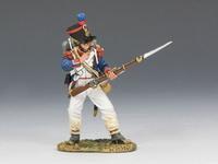 Армия Наполеона французская линейная пехота