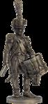 Барабанщик гренадерской роты 57-го линейного полка.Франция