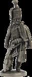 Офицер 15-го легкого гусарского полка короля.Великобритания