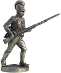 Фузилер 9-го линейного полка.Бавария