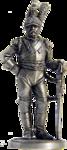 Кирасир 3-го кирасирского полка.Франция