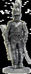 Рядовой шеволежерского полка гвардии.Гессен-Дармштадт