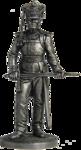 Обр-офицер армейской пешей артиллерии Россия 1809-14 гг