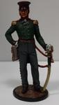 Генерал-майор А.П.Ермолов. Россия, 1812 г.
