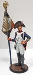 Старший сержант - орлоносец 4-го лин. плк. Франция, 1805 г.