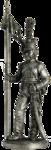 Рядовой 1-го уланского полка.Австрия