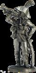 Трубач полка дромадеров.Франция